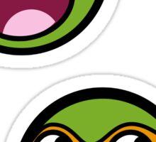 Cowabunga Buddy Squad: Donnie + Mikey - Sticker Sticker