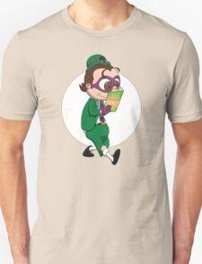 Riddler plans an Enigma T-Shirt