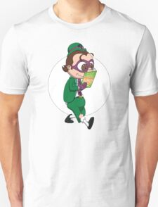 Riddler plans an Enigma T-Shirt