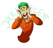 Jack Septic Eye Photographic Print
