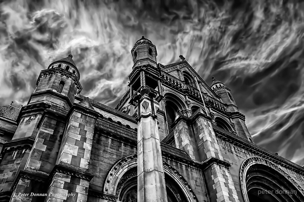 St Anne's Cathedral...Belfast by peter donnan