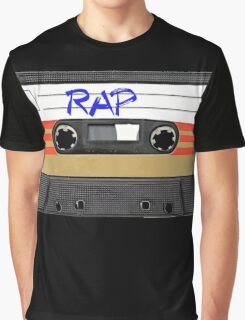 Rap Music - Rapper HIP HOP - MC DJ Graphic T-Shirt