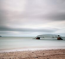 Bridge to nowhere by Grant Glendinning