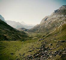 Region de l'Argentine (Les Diablerets, Suisse) by Cyril Bays
