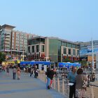 National Harbor buildings by lightportal