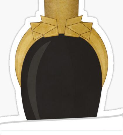Fame Perfume - Lady Gaga Sticker