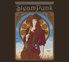 SteamPunk by phantomssiren