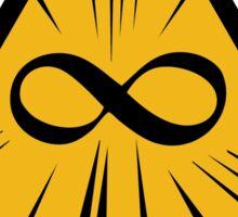 Ubik - Infinity Explosion Sticker