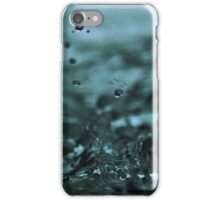 Water Crown iPhone Case/Skin