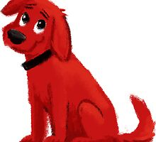 Clifford the Big Red Dog by Meghan Stockham