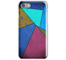 Shapes and Colors iPhone Case iPhone Case/Skin