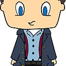 Captain Jack Harkness by lothlorien