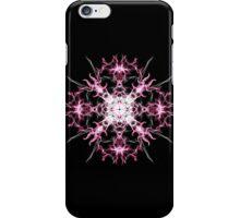 pink nova on Black iPhone Case/Skin