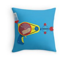 Hamstamatic 3000 Throw Pillow
