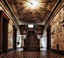 Institution by Mark Miller