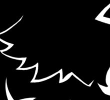 Fenrir the wolf Sticker