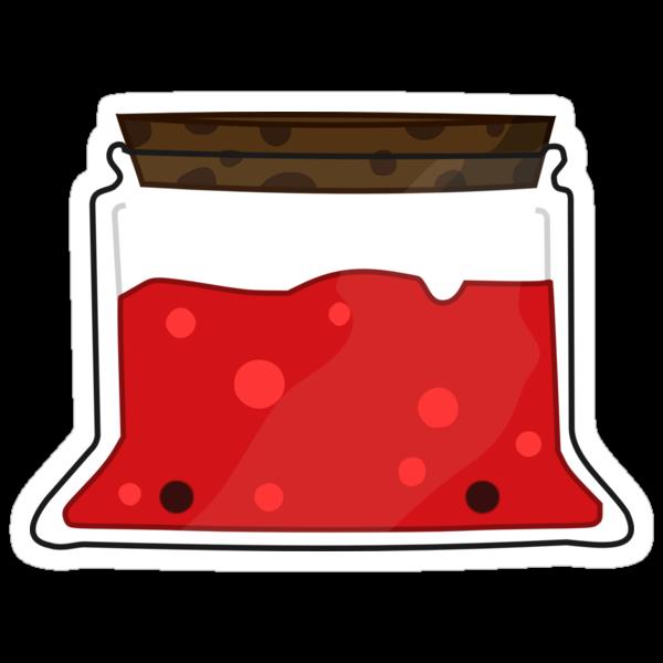 Potion Whailz Sticker by pixelpatch