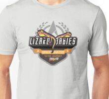 Trek.fm Team Lizard Babies (Light) Unisex T-Shirt