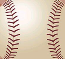 Baseball is Life... Sticker