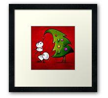 Merry Cristmas Framed Print