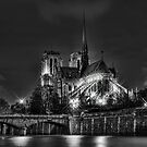 Notre Dame de Paris (HDR) by dhwee