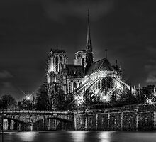 Notre Dame de Paris (HDR) by dhwee