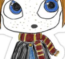 Ron Weasley Chibi Sticker