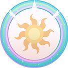 Subtle Brony - Princess Celestia Cutie Circle by nimaru