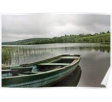 Calloughs Lake Poster