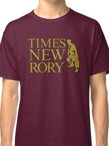 Times New Rory Classic T-Shirt