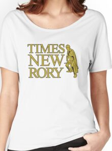 Times New Rory Women's Relaxed Fit T-Shirt