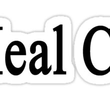 I Heal Cats Sticker