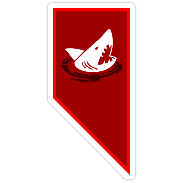 Red Sharks Morale by PHRHD