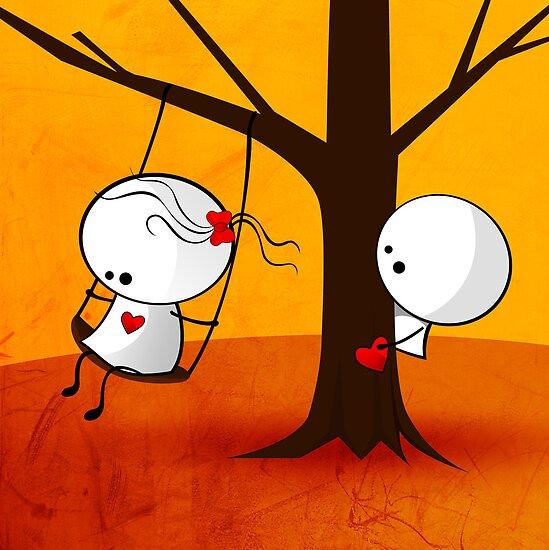 First Love by Media Jamshidi