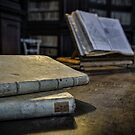 Old books  by Andrea Rapisarda