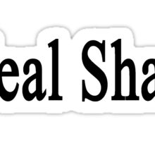 I Heal Sharks Sticker