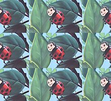 Ladybug Francis Dennis Leary Lady Bug  by notheothereye