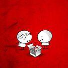 The valentine gift by Media Jamshidi