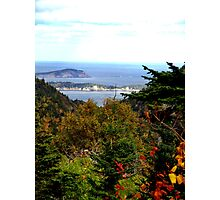 Cabot Trail Vista Photographic Print