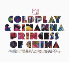 Princess of China - Coldplay feat. Rihanna by FabFari