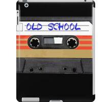 Funny old school music band logo iPad Case/Skin