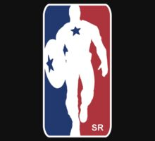 Avengers - Captain America NBA Parody by dgoring