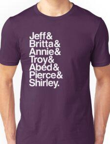 Community Lineup Unisex T-Shirt