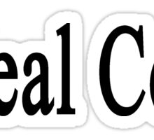 I Heal Cows Sticker