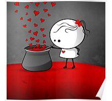 Secret love formula Poster