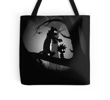 A Wrong Turn Tote Bag