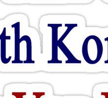 I'm That Cute South Korean Guy You Like Sticker