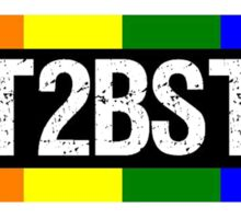 2QT2BSTR8 Sticker