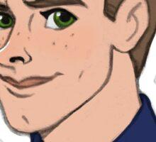 Dean Winchester (Disney style) Sticker