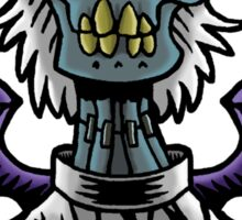 Ghastly Ghoul Sticker